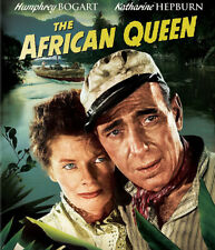 "African Queen Bogart And Hepburn 8"" X 10"" glossy photo reprint"