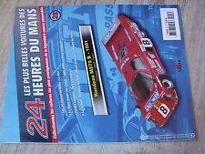 $$d Fascicule Altaya 24h du Mans N°25 Rondeau M379 B 1981  Rolf Stommelen   1999