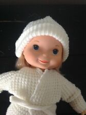1978 Fisher Price My Friend Mandy Doll -11 Outfits & Shoes,Slippers,boots,skat es
