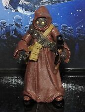 STAR WARS ACTION FIGURE JAWA + WEAPONS THE BLACK SERIES 2014 A NEW HOPE