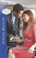 The Bosss Marriage Plan (Proposals & Promises)