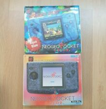Neo Geo Pocket Colour Color with BACKLIT Screen Boxed