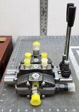 New Listingwalvoil Pwu Hydraulic Control Double Spool Valve 181081689 613205001 Newa6s3