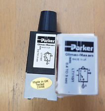 Parker Pneumatic Time Delay Relay 0.4 - 3 secs LTY10/1
