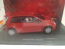 VOLKSWAGEN POLO S1600 SHOW CAR SLOT  POWER  SCX