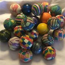 Vtg Bouncy Balls Lot 23 Vending Machine Multi Color Gumball Discontinued