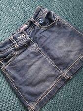 4-5 years girl denim skirt autumn spring winter from f&f
