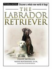 The Labrador Retriever [With Dog Training DVD] (Terra-Nova)-ExLibrary