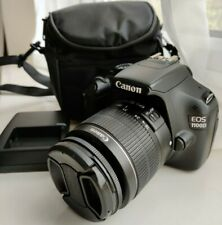 Cannon EOS 1100D Digital SLR Camera Starter set EF-S IS III 18-55mm Lens + bag