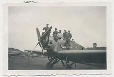 Foto Flugzeug / Airplane  /Soldaten 2.WK (2415)