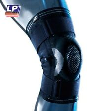 LP 171XT HINGED KNEE SUPPORT Sleeve Sports Injury Sprain Patella Stabilizer Wrap