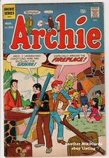 ARCHIE #216 (Mar 1972) Mid-Grade CONDITION Comic Book