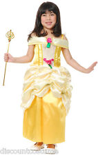BELL CHILD HALLOWEEN COSTUME PRINCESS TODDLER SIZE 2-4