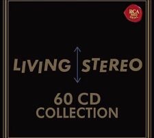 LIVING STEREO 60-CD COLLECTION USED - VERY GOOD CD