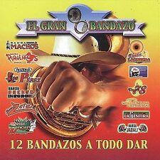 NEW El Gran Bandazo - 12 Bandazos A Dodo Dar (Latin CD)