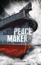 Gordon, H: Peacemaker von Howard Gordon (2013, Taschenbuch), UNGELESEN