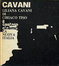 Ciriaco Tiso = LILIANA CAVANI copertina rigida