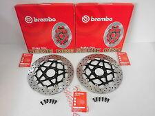 Brembo Bremsscheiben bremse vorne komplett KTM Rc8 1190 Schrauben