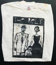 THE RELS Concert T-shirt by BILL WATTERSON (Fang Wampir) Large L Calvin & Hobbes