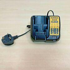 Dewalt DCB107 10.8v/14.4v/18v Multi Voltage Li-Ion XR Battery Charger *NEW*