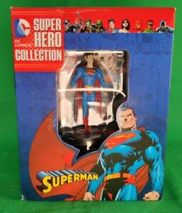 DC Comics Super Hero Collection Superman Figure New Open Box