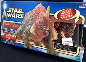 MINT CASE FRESH Star Wars Attack Of The Clones REEK Hasbro Action figure 2002