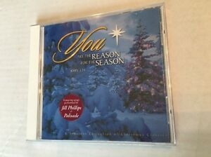 You Are the Reason for the Season Timeless Collection Christmas Classics CD