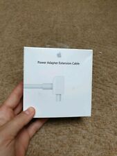 Genuine Apple Power Adapter Extension Cable Brand New Sealed Original