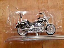 1993 Harley-Davidson DieCast Model FLSTN Heritage Softail Nostalgia 1:18