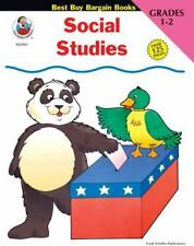 Best Buy Bargain Books: Social Studies, Grades 1-2, School Specialty Publishing,