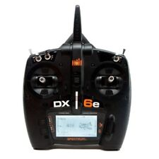 NEW Spektrum DX6e Transmitter SPMR6650