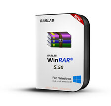 WinRAR 5.5 VERSION LIFETIME LICENSE KEY (with your name) Digital Download
