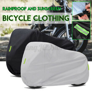 M-4XL Motorcycle Rain Cover Dust UV Protector Motorbike Scooter Bike Waterproof