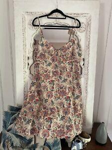 Lazybones Ladies Slip Dress - Size L