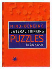 Mind-Bending Lateral Thinking Puzzles, Des MacHale