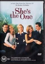 SHE'S THE ONE - CAMERON DIAZ-  NEW REGION 4 DVD FREE LOCAL POST