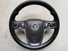 Vauxhall Astra Leather Multi Function Steering Wheel