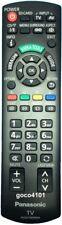 N2QAYB000604 ORIGINAL PANASONIC TV REMOTE CONTROL THL42U30A THP42U30A THP50U30A