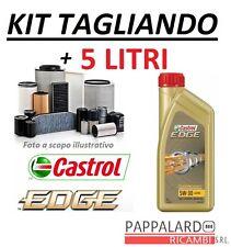 KIT FILTRI TAGLIANDO + OLIO CASTROL SEAT ALTEA / ALTEA XL 1.6 2.0 TDI 2004-2016