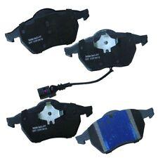 Disc Brake Pad Set-Stop Semi-Metallic Brake Pad Front Bendix SBM687