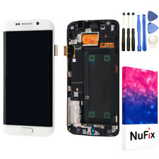 Samsung Galaxy S6 Edge LCD replacement Display Digitizer Screen SM-G925W8 G925A