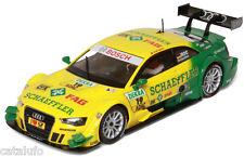 SCX Ref.  A10161S300 Audi A5 DTM  ROCKENFELLER   Nuevo new  1/32