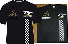 T-shirt maglia moto Tourist trophy isle of man the heroes still exist TT tshirt