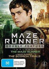 The Maze Runner / Maze Runner - Scorch Trials (DVD, 2017, 2-Disc Set)