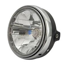 "7"" Motorcycle Headlight & Bucket Complete For Honda CB750 CB750C CB750F CB750K"