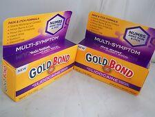 Gold Bond Maximum Strength Pain & Itch Relief Cream/ Lidocaine 1.75oz each (2pk)