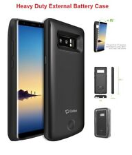 Galaxy Note 8 For External Battery Power 6500mAh Rechargeable Cover Case