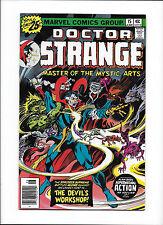 """Doctor Strange #15 [1976 Vg-Fn] """"The Devil'S Workshop!"""""""