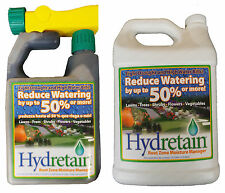 Hydretain Moisture Manager Bundle (1 Gallon + 1 Quart w/ Sprayer)