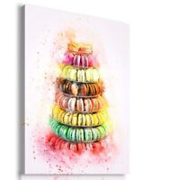 PAINTING DRAWING CAKES FOOD ART PRINT Canvas Wall Picture  R21 MATAGA .